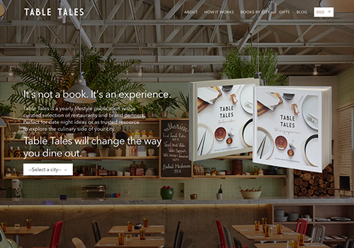 The Table Tales